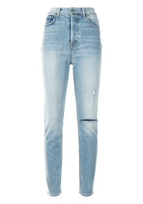 Grlfrnd Karolina super high-rise jeans - Blue