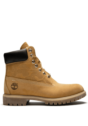 Timberland Undefeated x Bape 6 Inch Boot - Yellow