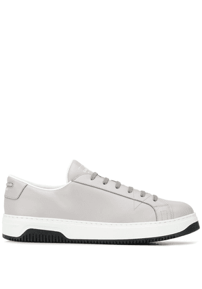 Car Shoe low-top lace-up sneakers - Grey