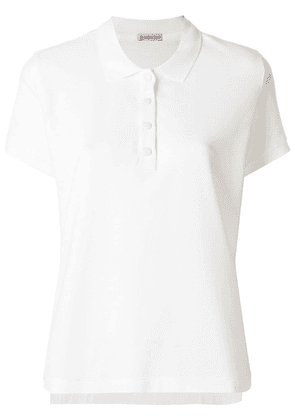 Moncler classic polo shirt - White