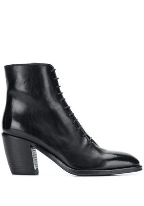 Alberto Fasciani lace-up ankle boots - Black