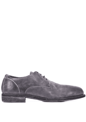 Guidi formal lace up shoes - Grey