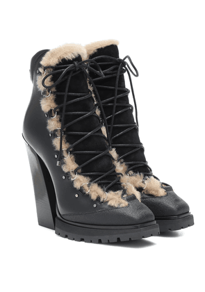 Madyn 130 leather ankle boots