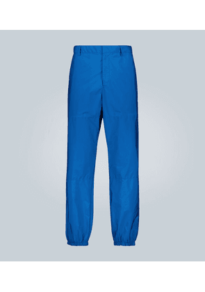 Exclusive to Mytheresa – straight-fit technical pants