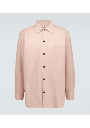 Houston cotton twill shirt