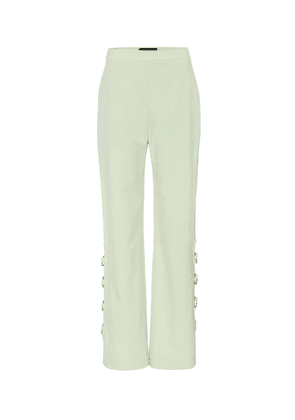 Banquet embellished pants