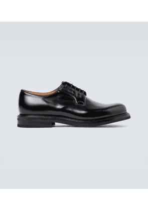 Shannon LW leather Derby shoes