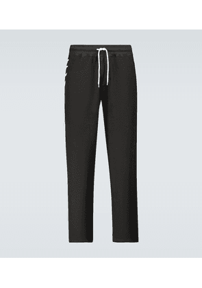 Laced trackpants
