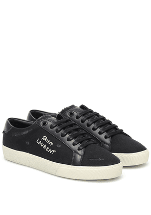 Exclusive to Mytheresa – Court Classic canvas sneakers
