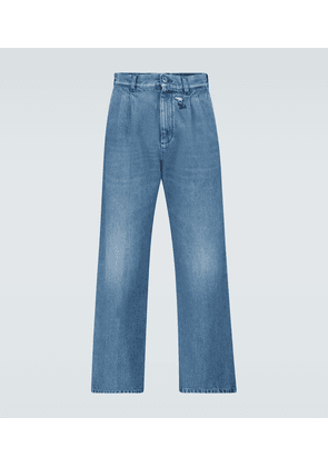 Exclusive to Mytheresa - wide-leg denim jeans