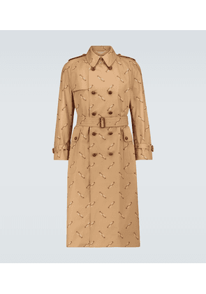 Exclusive to Mytheresa - Firenze cotton trench coat