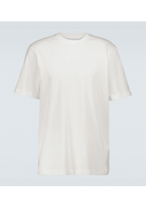 Mark silk foulard T-shirt