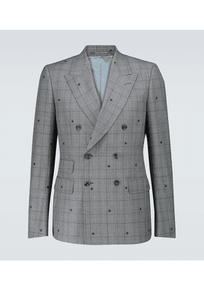 Signoria double-breasted blazer