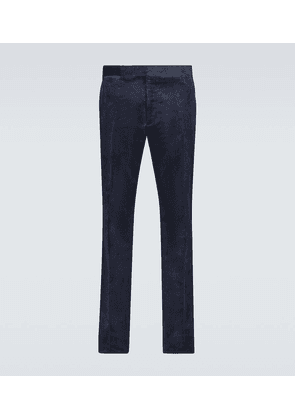 Regular-fit corduroy pants