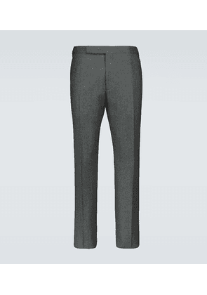 Formal wool pants