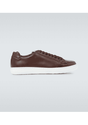 Boland leather sneakers