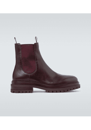 Exclusive to Mytheresa - leather Chelsea boots