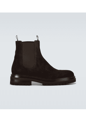 Exclusive to Mytheresa - Harry suede Chelsea boots