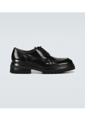 Exclusive to Mytheresa - Kirk leather derby shoes