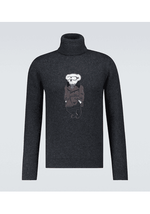 Bear cashmere sweater