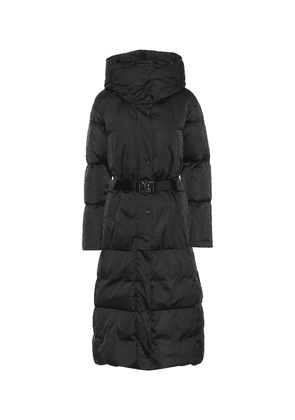 Odette quilted down coat
