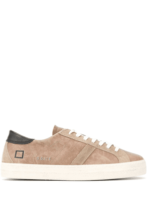 D.A.T.E. Hill low-top suede sneakers - Brown