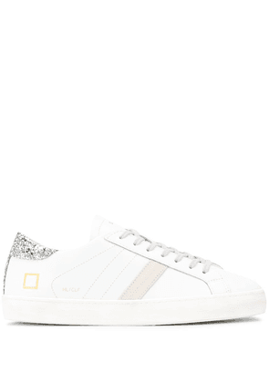D.A.T.E. Hill low-top leather sneakers - White