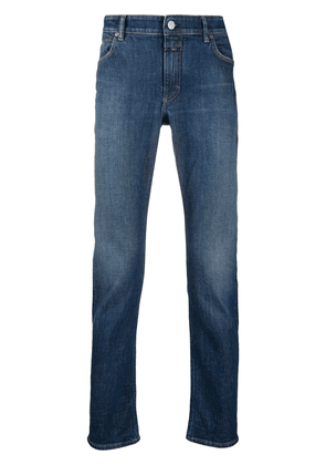 Closed high-rise slim fit jeans - Blue