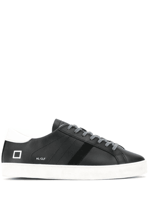D.A.T.E. Hill low-top leather sneakers - Black