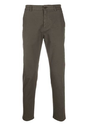 Department 5 straight-leg trousers - Brown