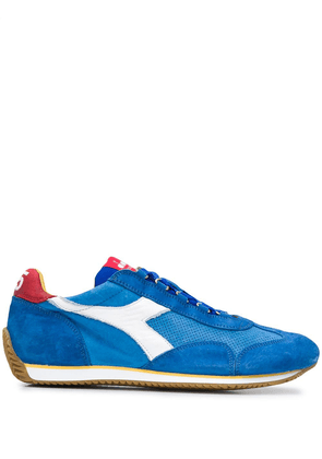 Diadora suede low-top trainers - Blue