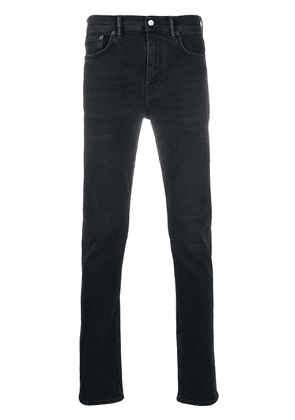 Acne Studios North faded-effect skinny jeans - Blue