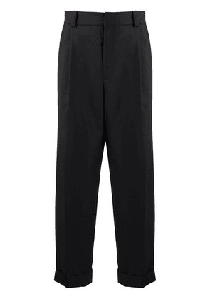 Acne Studios tapered tailored trousers - Black