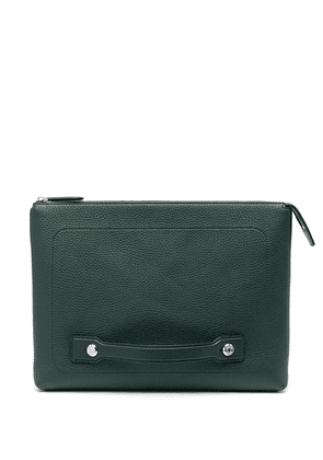 Mulberry City laptop case - Green