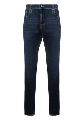 PS Paul Smith mid-rise straight jeans - Blue