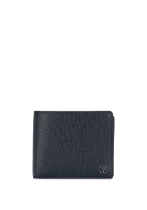 Mulberry Tree plaque bifold wallet - Blue