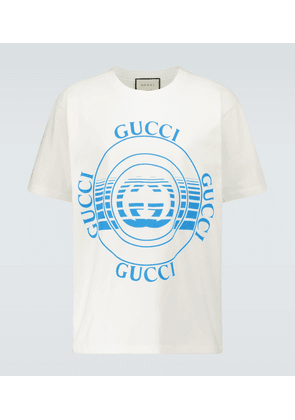 Gucci disk oversized T-shirt