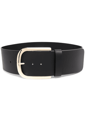 Erika Cavallini leather belt - Black