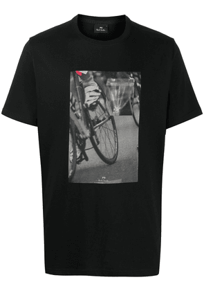 PS Paul Smith short-sleeve T-shirt - Black