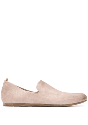 Marsèll textured slippers - Brown