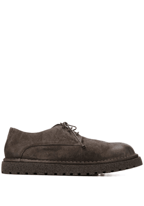 Marsèll distressed Derby shoes - Brown