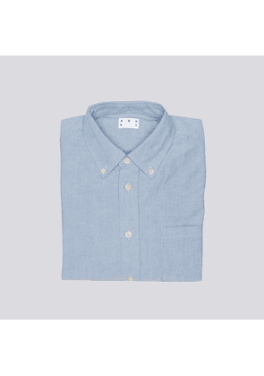 The Oxford Shirt Blue