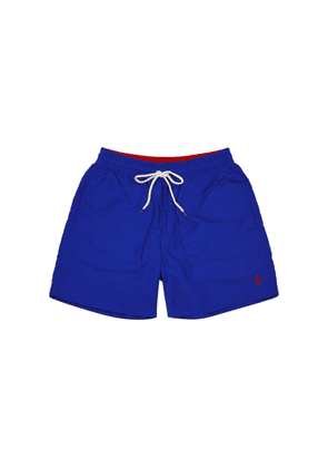 Polo Ralph Lauren Hawaiian Royal Blue Swim Shorts