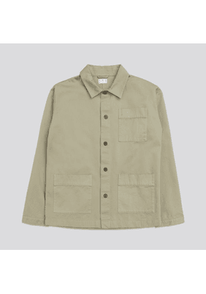 The Overshirt Beige