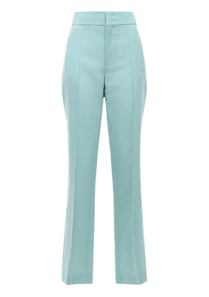 Lokia Tailored Wool Straight Pants
