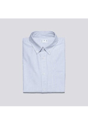 The Oxford Shirt Blue Stripe