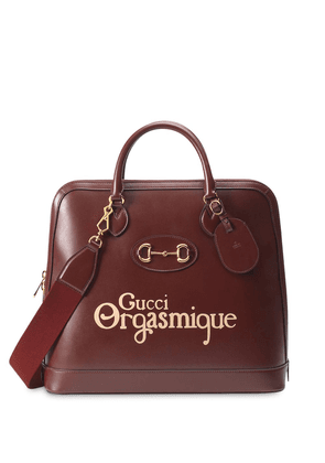 Gucci 1955 Horsebit duffle bag - Brown