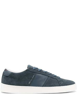 PS Paul Smith lace-up low-top trainers - Blue