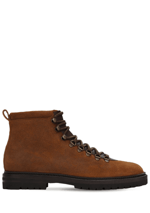 Calaurio Leather Hiking Boots