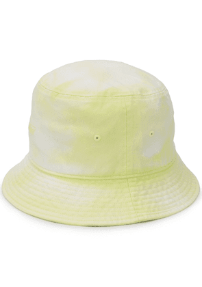 We11done faded bucket hat - Yellow